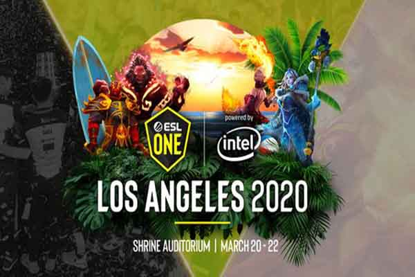 ESL One Los Angeles 2020 EU & CIS